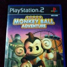 Videojuegos y Consolas: PLAYSTATION 2 -SUPER MONKEY BALL ADVENTURE. Lote 297119393