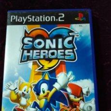 Videojuegos y Consolas: PLAYSTATION 2 -SONIC HEROES. Lote 297119458
