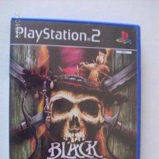 Videojuegos y Consolas: JUEGO PS2 BLACK BUCCANEER PLAY STATION 2. Lote 26856581