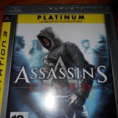 Videojuegos y Consolas: PS3 , ASSASSIN'S CREED. Lote 27852632