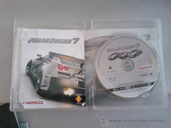 -RIDGER RACER 7 (Juguetes - Videojuegos y Consolas - Sony - PS3)