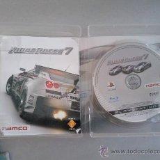 Videojuegos y Consolas: RIDGER RACER 7. Lote 28148591