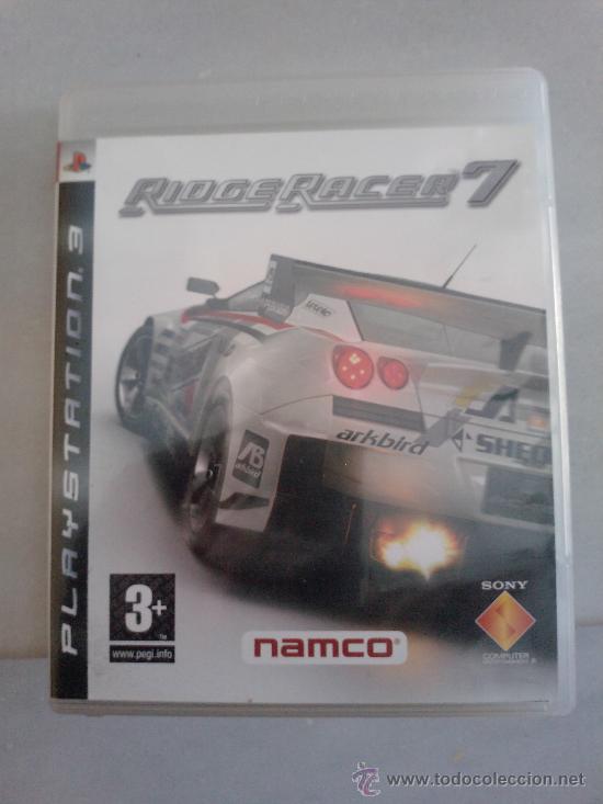 Videojuegos y Consolas: -RIDGER RACER 7 - Foto 2 - 28148591