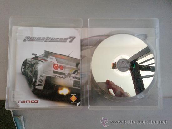 Videojuegos y Consolas: -RIDGER RACER 7 - Foto 3 - 28148591