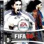 LOTE OFERTA JUEGO PLAYSTATION 3 - FIFA 08 - PS3 - MUY NUEVO Y CON MANUAL