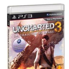 Videojuegos y Consolas: UNCHARTED 3 - LA TRAICION DE DRAKE - JUEGO - SONY - PS3 - CONSOLAS. Lote 143697640
