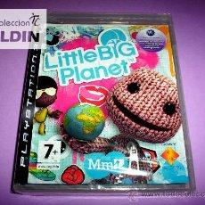 Videojuegos y Consolas: LITTLE BIG PLANET NUEVO PRECINTADO PS3. Lote 93894542