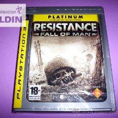 Videojuegos y Consolas: RESISTANCE FALL OF MAN NUEVO PRECINTADO PS3. Lote 24477960