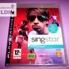 Videojuegos y Consolas: SINGSTAR VOLUMEN 1 NUEVO PRECINTADO PAL ESPAÑA PLAYSTATION 3 PS3. Lote 29928466