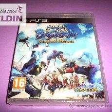 Videojuegos y Consolas: SENGOKU BASARA SAMURAI HEROES NUEVO PRECINTADO PLAYSTATION 3 PS3. Lote 30843252