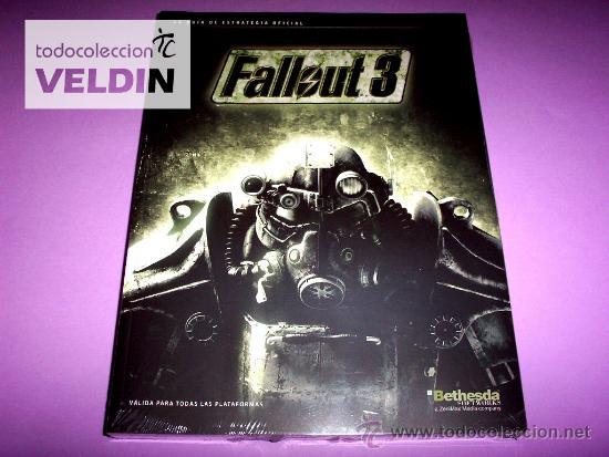 GUÍA OFICIAL FALLOUT 3 NUEVA PRECINTADA. (Juguetes - Videojuegos y Consolas - Sony - PS3)