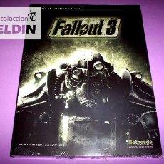 Videojuegos y Consolas: GUÍA OFICIAL FALLOUT 3 NUEVA PRECINTADA.. Lote 28597721