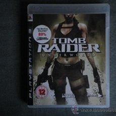 Videojuegos y Consolas: PS3 TOMB RAIDER. Lote 33022452