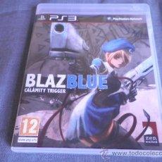 Videojuegos y Consolas: PS3 BLAZBLUE. Lote 33022516