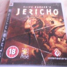 Videojuegos y Consolas: PS3 CLIVE BARKER'S JERICHO. Lote 33671785