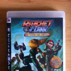Videojuegos y Consolas: RATCHET & CLANK - EN BUSCA DEL TESORO - JUEGO PS3. Lote 34121624