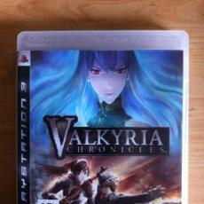 Videojuegos y Consolas: VALKYRIA CHRONICLES - JUEGO PS3. Lote 34122735