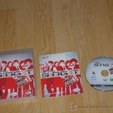 Videojuegos y Consolas: SING IT COMPLETO PLAYSTATION 3 PAL ESPAÑA DISNEY. Lote 34410799