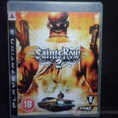 Videojuegos y Consolas: PS3 SAINTS ROW 2. Lote 36321534