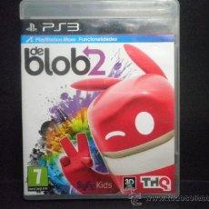 Videojuegos y Consolas: PS3 DE BLOB 2. Lote 36321592