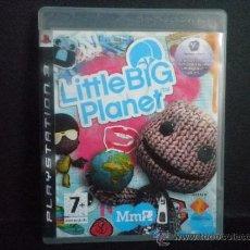Videojuegos y Consolas: LITTLE BIG PLANET - PS3 - PLAYSTATION 3. Lote 36910195