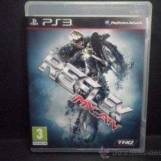 Videojuegos y Consolas: REFLEX MX VS ATV - PS3 - PLAYSTATION 3. Lote 53755959