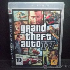 Videojuegos y Consolas: GRAND THEFT AUTO IV - PS3 - PLAYSTATION 3. Lote 36803730