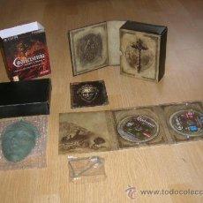 Videojuegos y Consolas: CASTLEVANIA LORDS OF SHADOW PLAYSTATION 3 EDICION COLECCIONISTA LIMITADA PAL ESPAÑA CASTELLANO. Lote 42843096