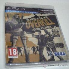 Videojogos e Consolas: THE HOUSE OF THE DEAD OVERKILL VERSION EXTENDIDA. Lote 38678622