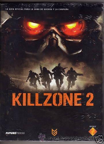 GUIA KILLZONE 2 (Juguetes - Videojuegos y Consolas - Sony - PS3)