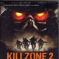 Videojuegos y Consolas: GUIA KILLZONE 2 . Lote 38967511
