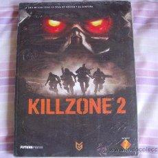 Videojuegos y Consolas: GUIA OFICIAL KILLZONE 2 - A ESTRENAR - EDICIÓN ESPAÑOLA - PRECINTADA. Lote 39139923