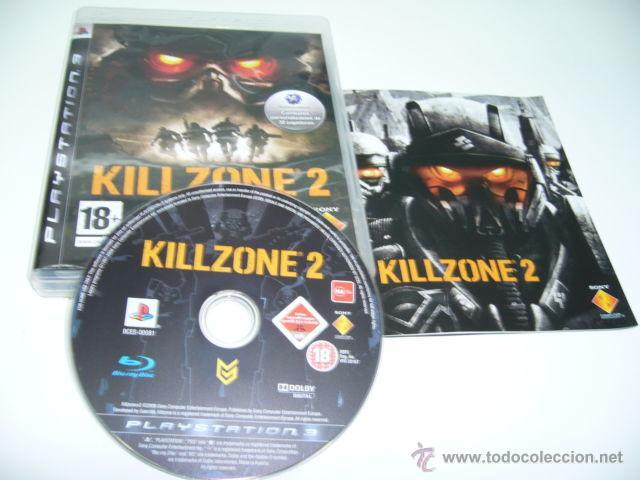 KILLZONE 2 (Juguetes - Videojuegos y Consolas - Sony - PS3)