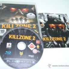 Videojuegos y Consolas: KILLZONE 2. Lote 39631059