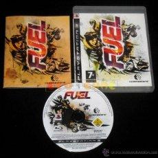 Videojuegos y Consolas: JUEGO PLAY 3 FUEL. Lote 40098940