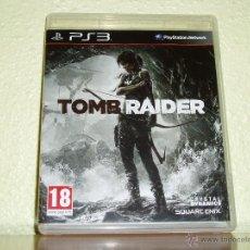 Videojuegos y Consolas: TOMB RAIDER SONY PLAYSTATION 3 PS3. Lote 40409258