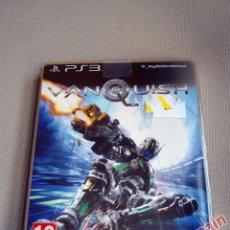 Videojogos e Consolas: VANQUISH CAJA METALICA PARA PLAYSTATION 3 PS3 PAL ESPAÑA NUEVO Y PRECINTADO. A ESTRENAR. Lote 40420807