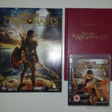 Videojuegos y Consolas: SONY PS3 - RISE OF THE ARGONAUTS + GUÍA + ARTBOOK!!!!!. Lote 41629820