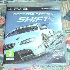 Videojuegos y Consolas: JUEGO PS3. NEED FOR SPEED SHIFT. . Lote 41665582
