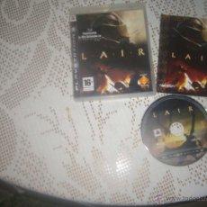 Videojuegos y Consolas: JUEGO PLAY 3 LAIR. Lote 41765805