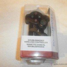 Videojuegos y Consolas: MANDO NEGRO DUALSHOCK WIRELESS CON BLUETOOTH PARA SONY PLAYSTATION 3 NUEVO PRECINTADO INALAMBRICO. Lote 137466012