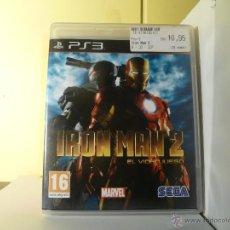 Videojuegos y Consolas: IRON MAN 2 - PS3 . Lote 109536500
