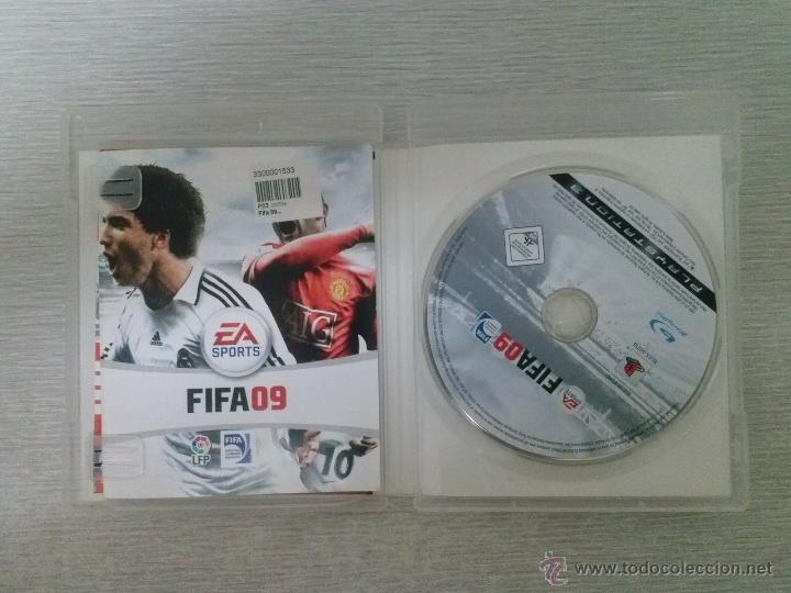 Videojuegos y Consolas: JUEGO DE PS3 FIFA 09 - FUNCIONANDO - Foto 4 - 44699810