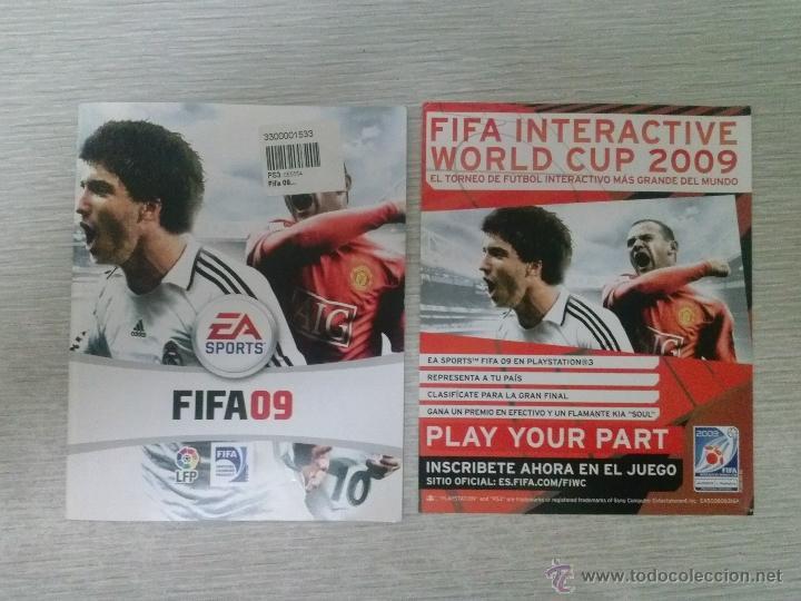 Videojuegos y Consolas: JUEGO DE PS3 FIFA 09 - FUNCIONANDO - Foto 6 - 44699810