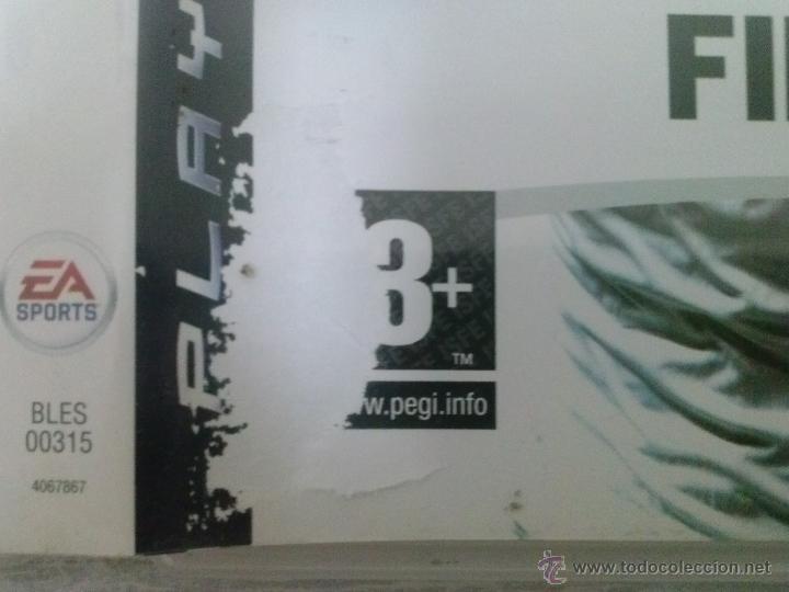 Videojuegos y Consolas: JUEGO DE PS3 FIFA 09 - FUNCIONANDO - Foto 7 - 44699810