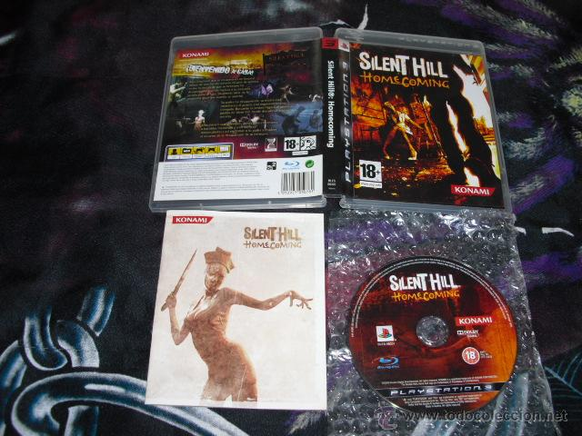 SILENT HILL HOMECOMING PLAYSTATION3 COMPLETO PS3 PAL ESPAÑA KONAMI (Juguetes - Videojuegos y Consolas - Sony - PS3)