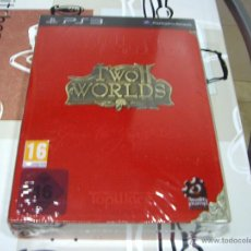Videojuegos y Consolas: TWO WORLDS 2 VELVET GAME OF THE YEAR - NUEVO - PS3 - ED ESPAÑA - PLAYSTATION 3. Lote 45271069