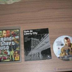 Videojuegos y Consolas: GTA GRAND THEFT AUTO IV JUEGO PALYSTATION 3 PAL ESPAÑA CASTELLANO. Lote 45431649