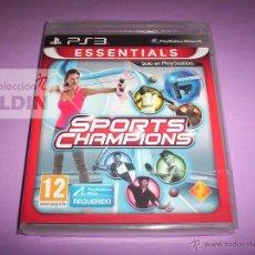 Videojuegos y Consolas: SPORTS CHAMPIONS NUEVO PRECINTADO PAL ESPAÑA PLAYSTATION 3. Lote 45800619