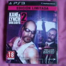Videojuegos y Consolas: KANE & AND LYNCH 2 DOG DAYS - EDICION LIMITADA - NUEVO - ESPAÑOL- PLAYSTATION 3 PS3. Lote 45992219